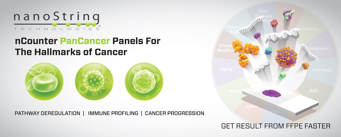 nCounter® PanCancer Pathways Panel